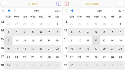 Dual Calendar screenshot 4