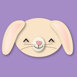 Easter Bunny Emoji Stickers