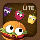 Kids Food Games: Toddlers, Boys Girls Puzzle Free icon