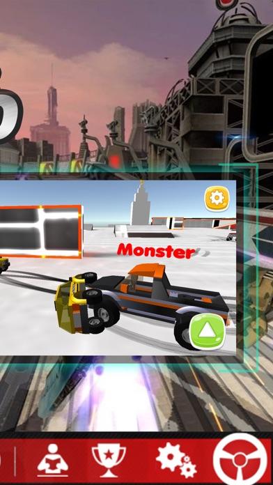 游戏 - 城市极速飞车跑车游戏 App 截图