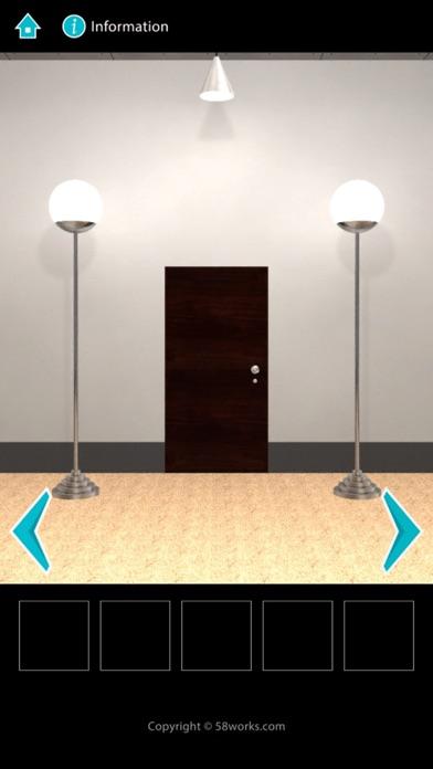 GAROU - room escape game - Screenshot 2