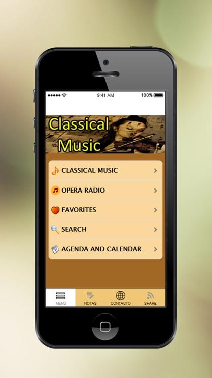 Classical Music: Instrumental Radio