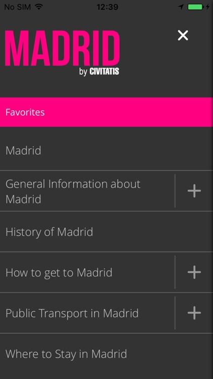Madrid Guide Civitatis.com screenshot-3