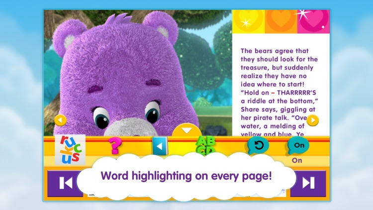 Care Bears: Bearied Treasure screenshot-1