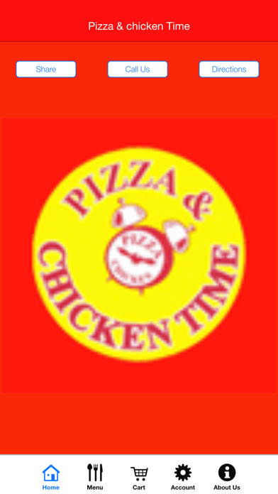 Pizza & Chicken Time screenshot one