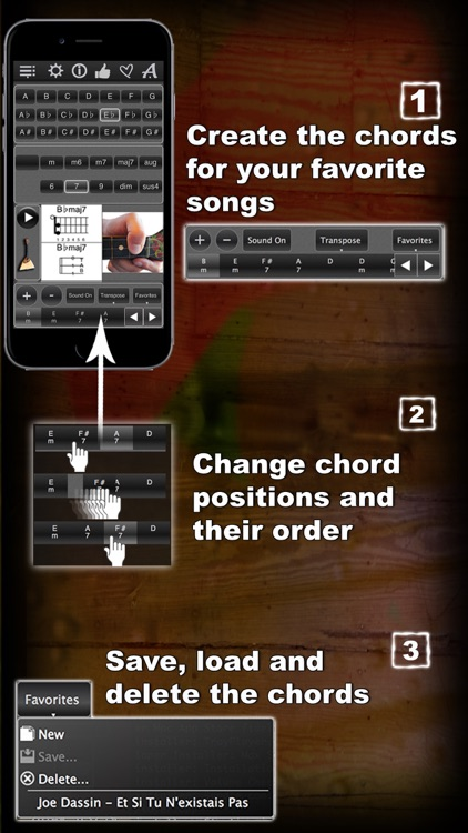 120 Balalaika Chords screenshot-1