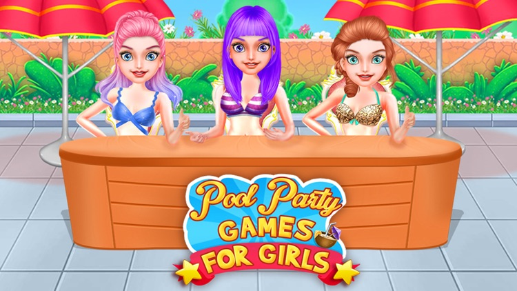 Pool Party Games For Girls screenshot-3