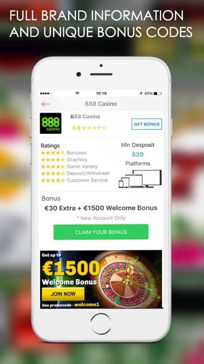 Gambling Tips - Mobile Casino Bonuses screenshot-3