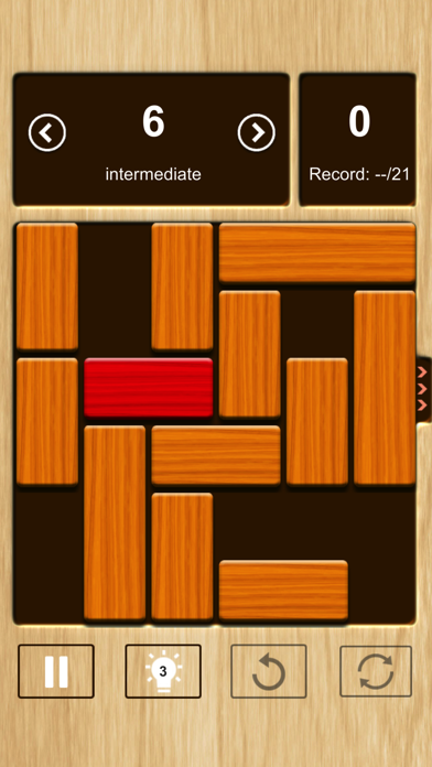 Unblock It - Challenge your brain screenshot three