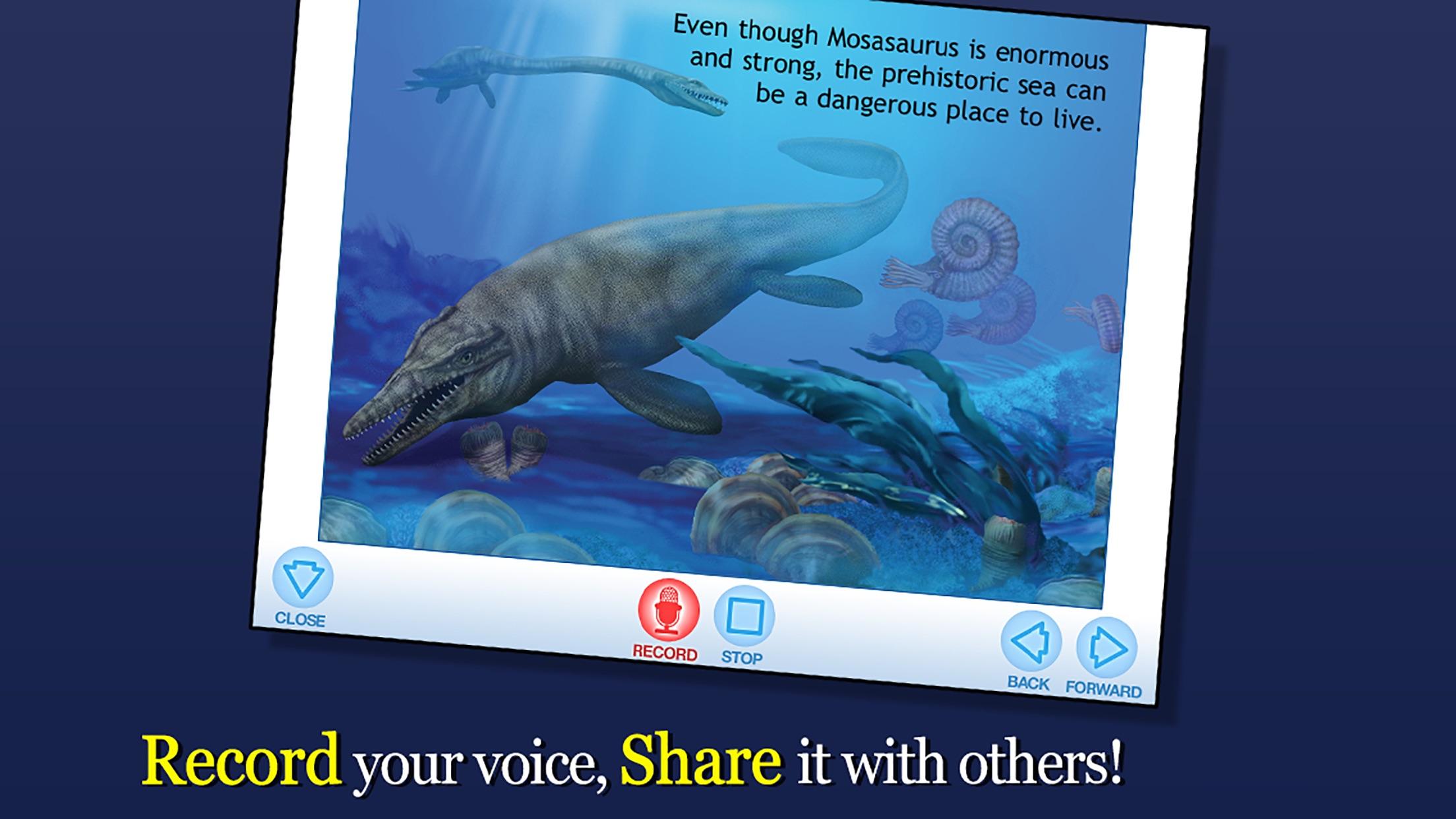 Mosasaurus: Mighty Ruler of the Sea - Smithsonian Screenshot