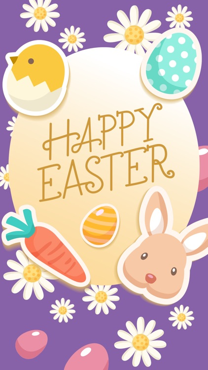 Happy Easter Sticker Pack
