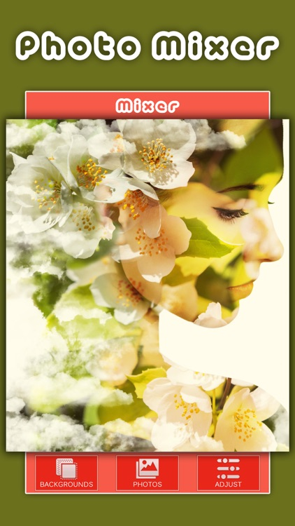 Photo Mixer - Blend Pictures