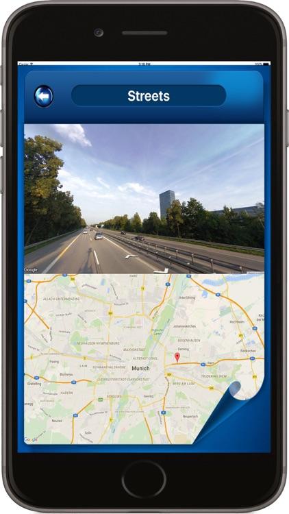 Munich Germany - Offline Maps navigator
