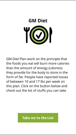diet plan healthy living