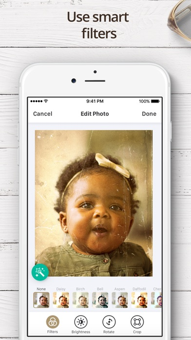 Photo Scanner for Me iPhone