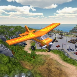 Flight Pilot Sim-ulator:3D Hawaii Adventure