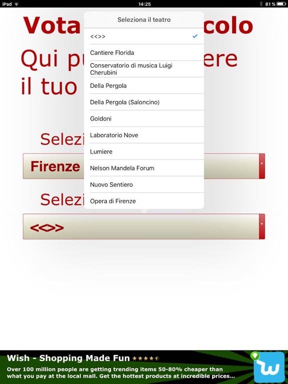 VOTATeatro screenshot 4