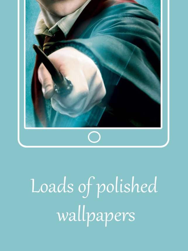 Hd Wallpapers For Harry Potter Edition On The App Store