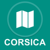 Corsica, Italy : Offline GPS Navigation Icon