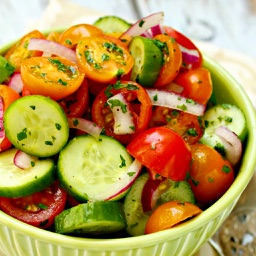 350 Low Calorie Salad Recipe