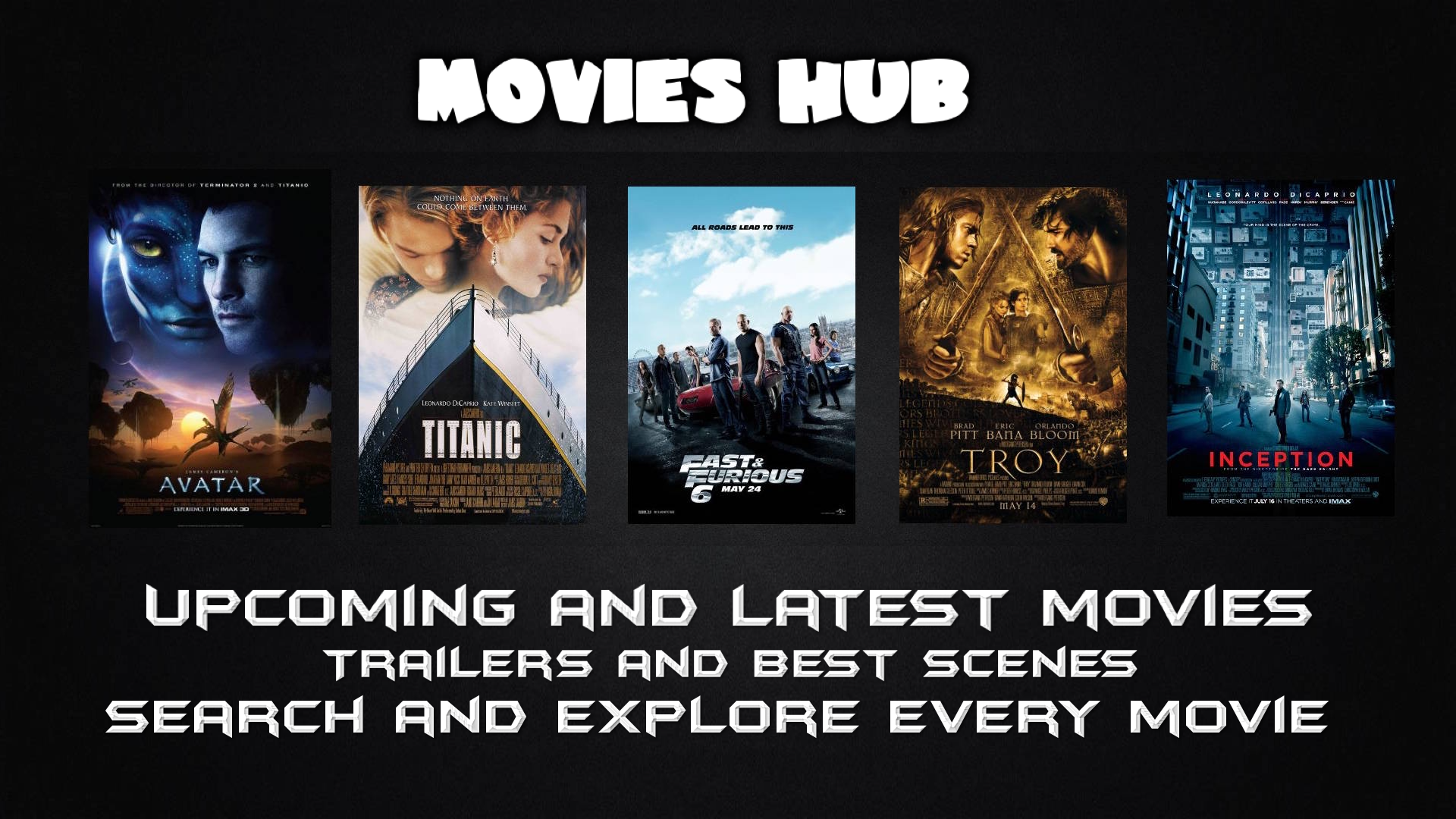 Movies Hub - Latest, Upcoming and Search Any Movie screenshot 8