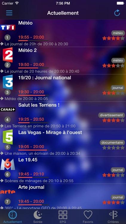 soTV, programme TV screenshot-0
