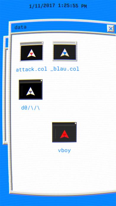 Glitchskier Screenshot 3