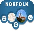 Norfolk Virginia Offline City Maps Navigation icon