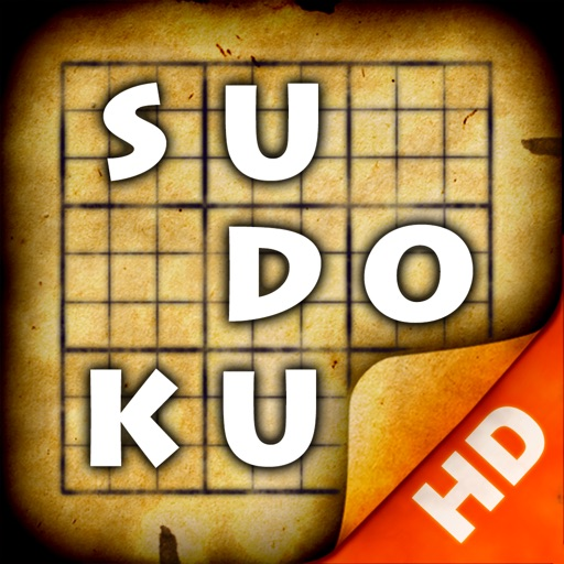 Sudoku HD for iPad