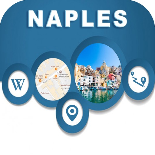 Naples Italy Offline City Maps Navigation