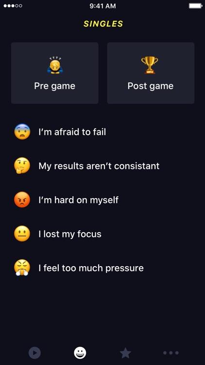 Lucid: Mental training for athletes screenshot-4
