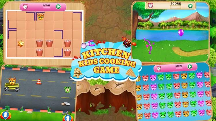 Kitchen Kids Cooking Game screenshot-3