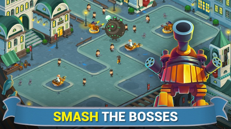 Syndicate: Tower Defense