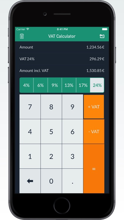 VAT Calculator Greece
