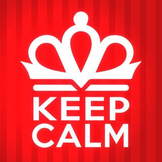 Keep Calm Funny Poster Maker
