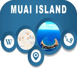 Muai Island Offline City Maps Navigation EGATE