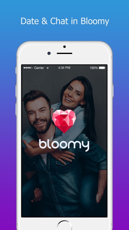 Bloomy: A dating app for single men to meet women