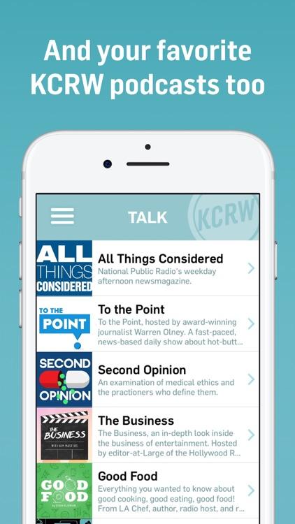 KCRW screenshot-3