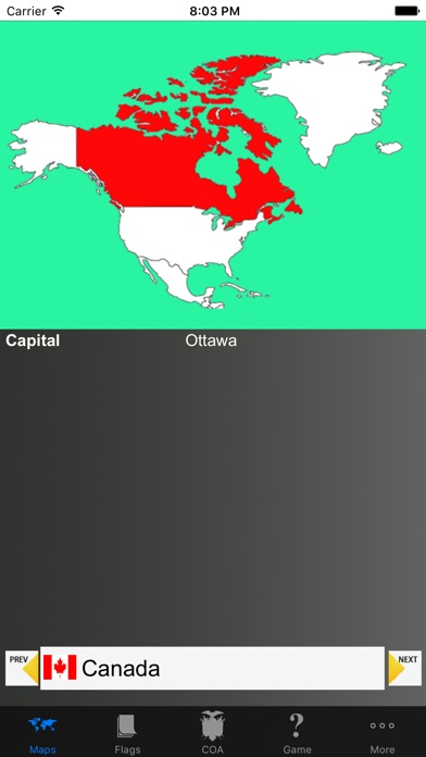 Country flags maps coa quiz app price drops screenshot 6 for country flags maps coa quiz gumiabroncs Images