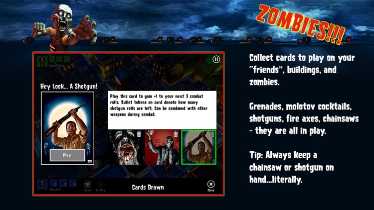 Zombies !!! ® Board Game screenshot-3