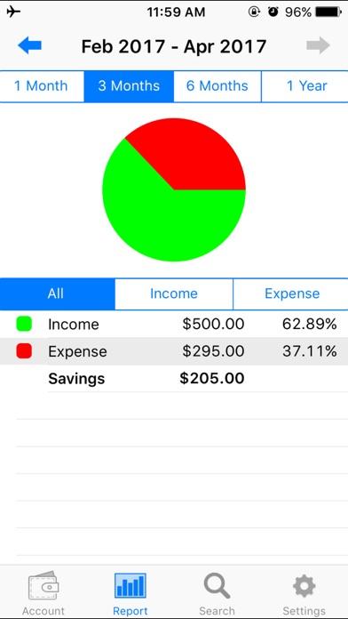 расходы - Учет расходовСкриншоты 3