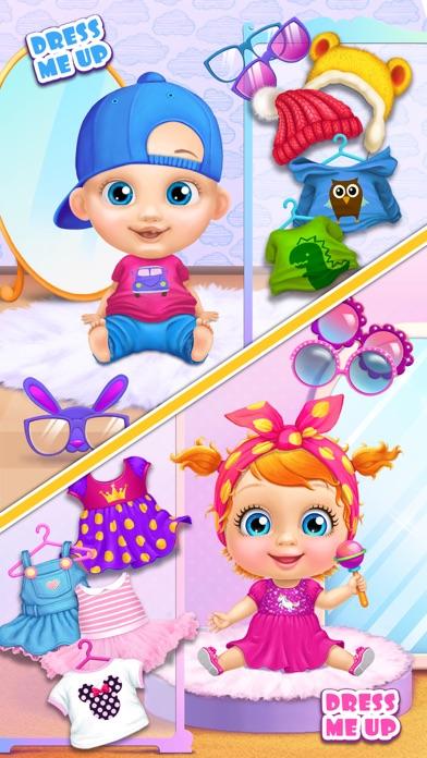Crazy Twins Baby House - No Ads screenshot 3