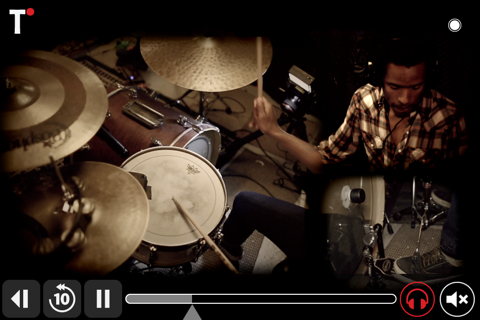 Tutti Music Player - Practice & Play with Masters screenshot 3