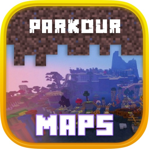 PARKOUR QUEST MAPS FOR MINECRAFT PE POCKET EDITION