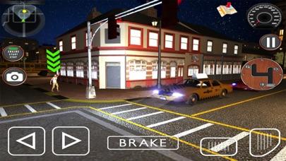 城市出租车驾驶模拟器2017 App 截图