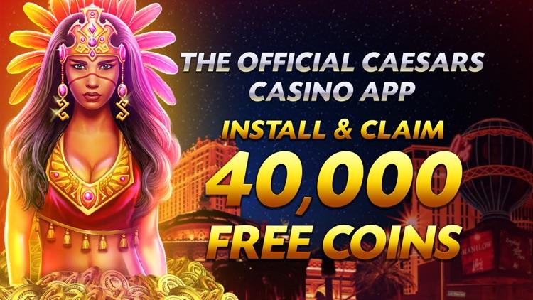 Caesars Slots – Slot Machine Games