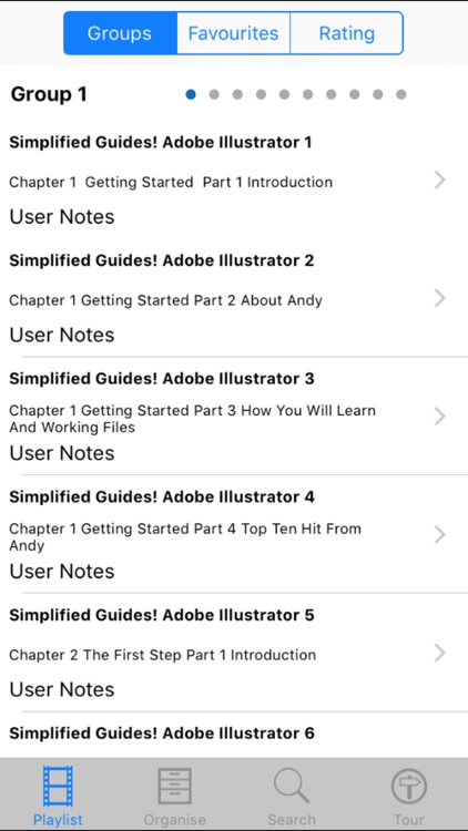 Simplified Guides For Adobe Illustrator
