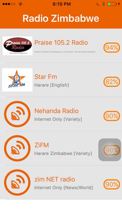 Radio Zimbabwe - Radio ZWE screenshot one
