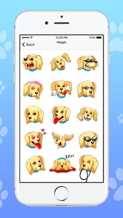LabraMoji - Stickers & Keyboard For Labradors