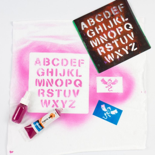 Creative DIY Stencil Fabric-Design Guide and Tips icon